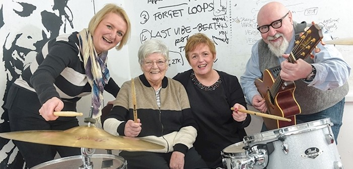 Arts for older people