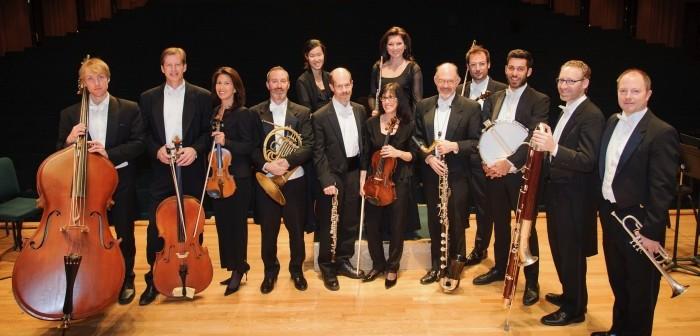 Utah Symphony Orchestra musicians