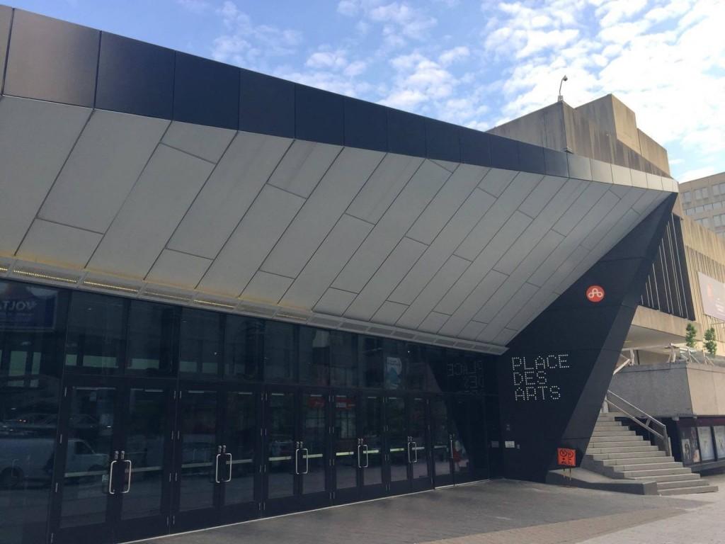 Place de Arts, Montréal: Photo courtesy of ISPA / Facebook