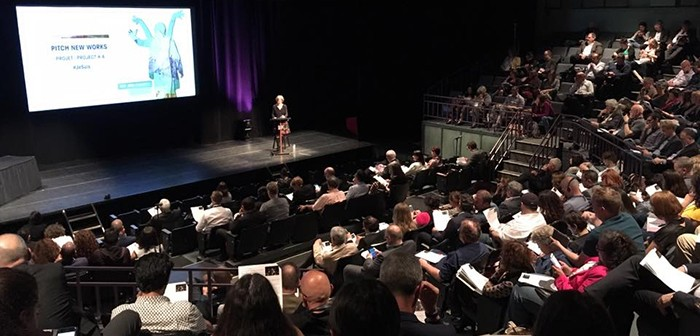ISPA Pitch New Works, Montréal 2017: Photo © ISPA Facebook