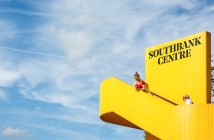 Southbank Centre's new signage by North