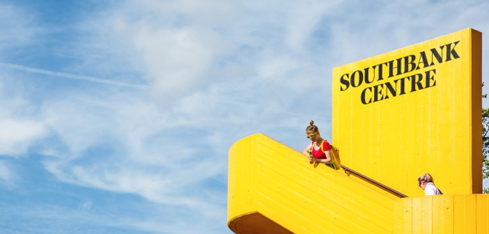 London's Southbank Centre gets a new visual identity