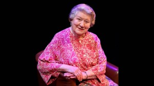 Patricia Routledge: Photo courtesy RNCM