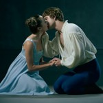 Romeo and Juliet RNZB dancers Madeleine Graham and Joseph Skelton: Photo © Ross Brown