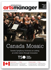 July Issue: TSO: Canada Mosaic