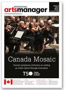 July Issue: TSO: Canada Mosaic