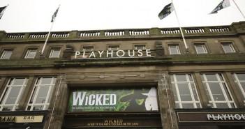 Edinburgh Playhouse Theatre © Dancewear Central
