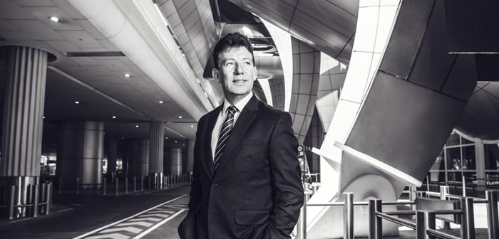 Paul Griffiths © Dubai Airports