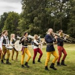 Performers at Wonderfeel 2016 © FoppeSchut.nl