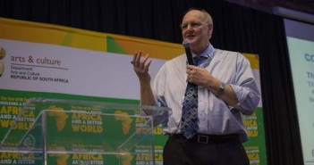 Richard Haines, South African Cultural Observatory