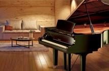 Yamaha CFX Concert Grand Piano © Yamaha