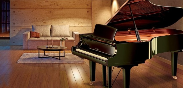 Yamaha's series of silent concerts