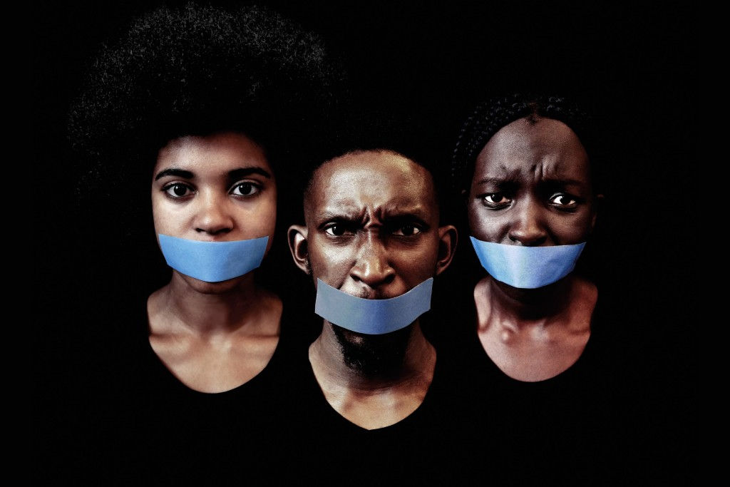 Bite Your Tongue by Talawa Theatre Company