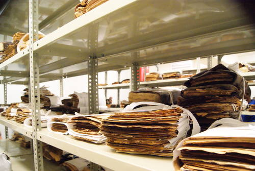 Manuscripts of the Ahmed Baba Centre, Timbuktu © UNESCO