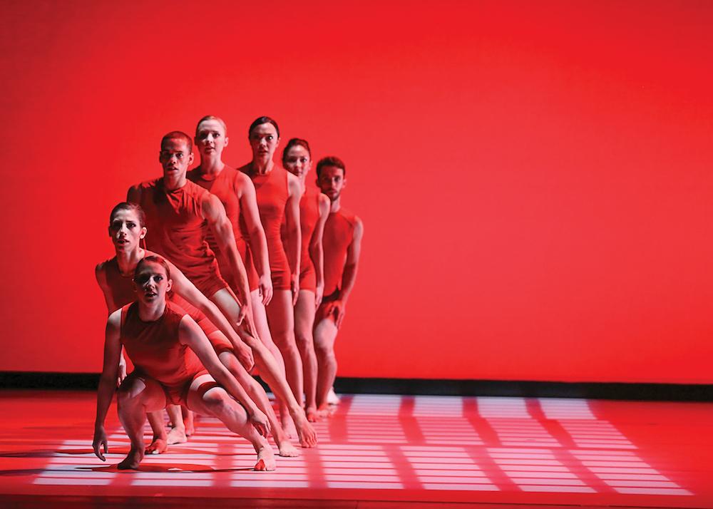 RED by Bruce Wood Dance © Jennifer Fermaint