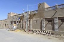 Reconstruction of the Ben Essayouti Library, Timbuktu © UNESCO Bureau of Mali