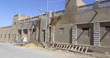 Reconstruction of the Ben Essayouti Library, Timbuktu © UNESCO Bureau of Mali