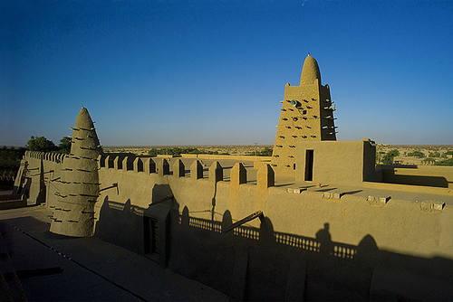 Timbuktu, Mali © Vincent Ko Hon Chiu