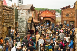 Wild West at Boomtown © Cal Tristan