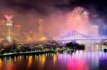 Sunsuper Riverfire @ Brisbane Festival