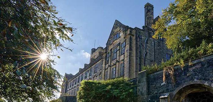 Bangor University © Iwan Williams