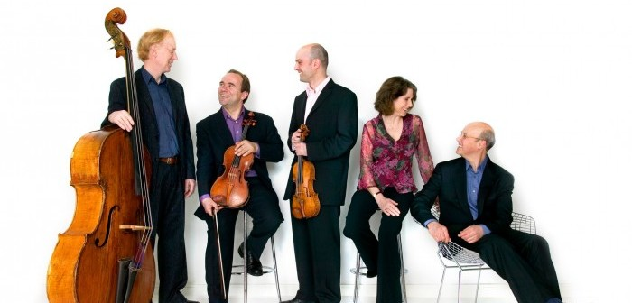 The Schubert Ensemble © John Clark