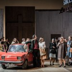 Opera North's production of Mascagni's Cavalleria rusticana © Robert Workman