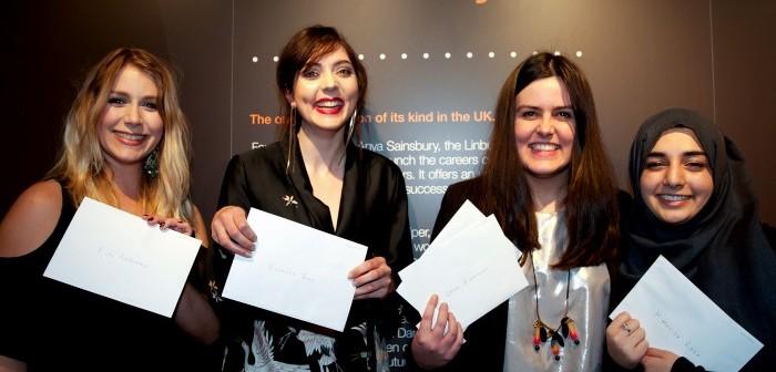 Linbury Prize Winners 2017 © Sheila Burnett