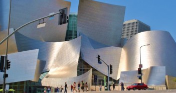 Walt Disney Concert Hall © LA Phil