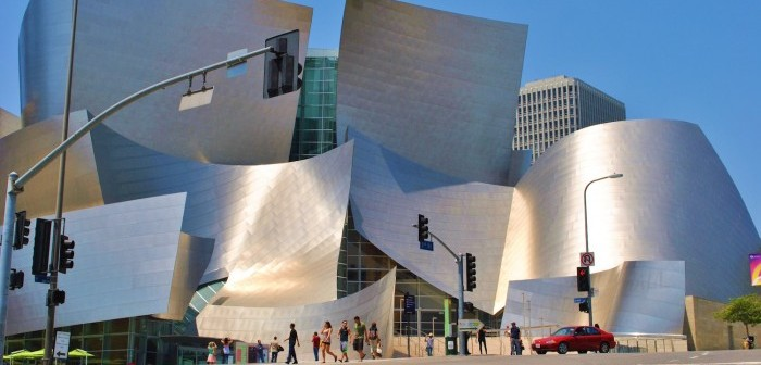 Walt Disney Concert Hall © LA Phil