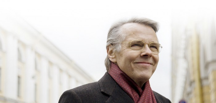 Mariss Jansons awarded RPS Gold Medal