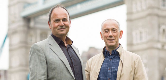 Nick-Starr and Nicholas Hytner © Helen Maybanks