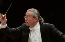 Sylvain Cambreling © Yomiuri Nippon Symphony Orchestra