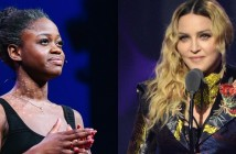 Michaela DePrince and Madonna