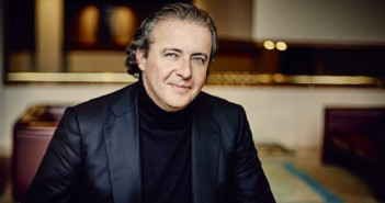 BBC Philharmonic chief conductor Juanjo Mena © Michal Novak