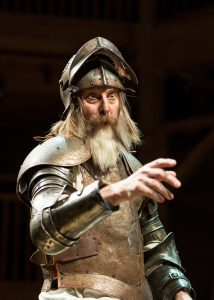 David Threlfall as Don Quixote (2016) © Helen Maybanks / RSC