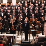 Robert Shafer conducting the City Choir of Washington