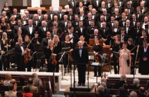 Robert Shafer conducting the City Choir of Washington