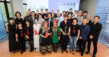Taishin Arts Awards Winners