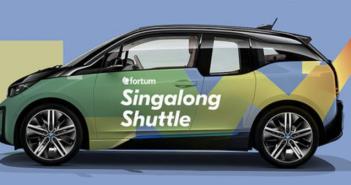 Singalong Shuttle