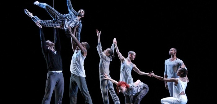 Bill T. Jones/Arnie Zane Dance Company @ Paul B Goode