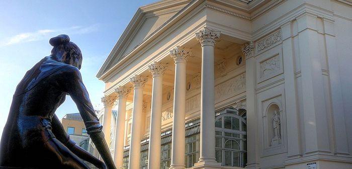 Royal Opera House © Russ London