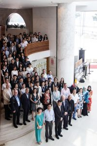 Delegates at AAPPAC 2017 © Xinghai Concert Hall