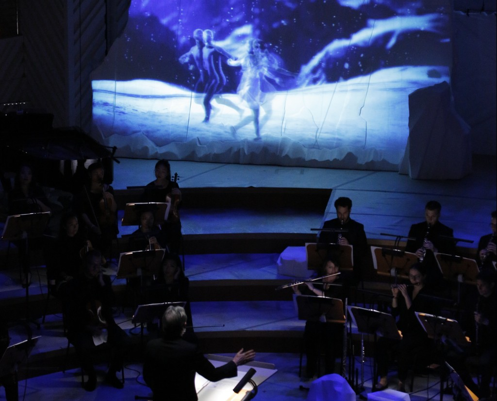 MTT leads the New World Symphony through Inverno in-ver © New World Symphony