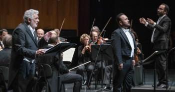 Plácido Domingo as Zurga © Marco Borrelli