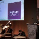 Steve Long, managing director of Signum Classics, at the Gramophone Awards 2017 © Benjamin Ealovega