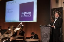 Steve Long, managing director of Signum Classics, at the Gramophone Awards 2017 © Benjamin Ealovega