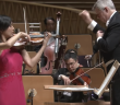 Nancy Zhou performs at Shanghai Isaac Stern International Violin Competition