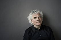 Simon Rattle © Oliver-Helbig