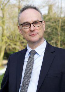 ABO CEO Mark Pemberton
